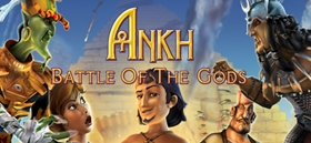 Ankh Battle of the Gods